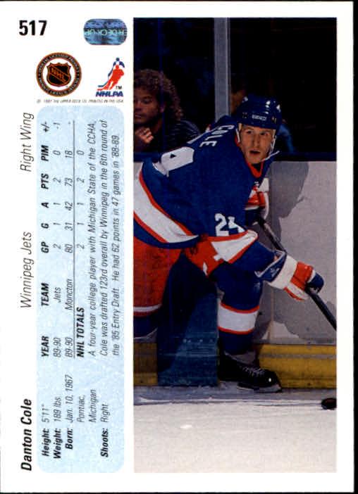 1990-91-Upper-Deck-Hockey-401-550-Rookies-You-Pick-Buy-10-cards-FREE-SHIP thumbnail 235