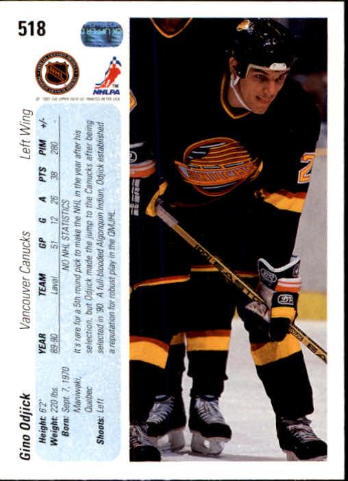 1990-91-Upper-Deck-Hockey-401-550-Rookies-You-Pick-Buy-10-cards-FREE-SHIP thumbnail 237