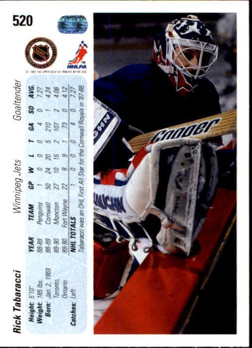 1990-91-Upper-Deck-Hockey-401-550-Rookies-You-Pick-Buy-10-cards-FREE-SHIP thumbnail 241