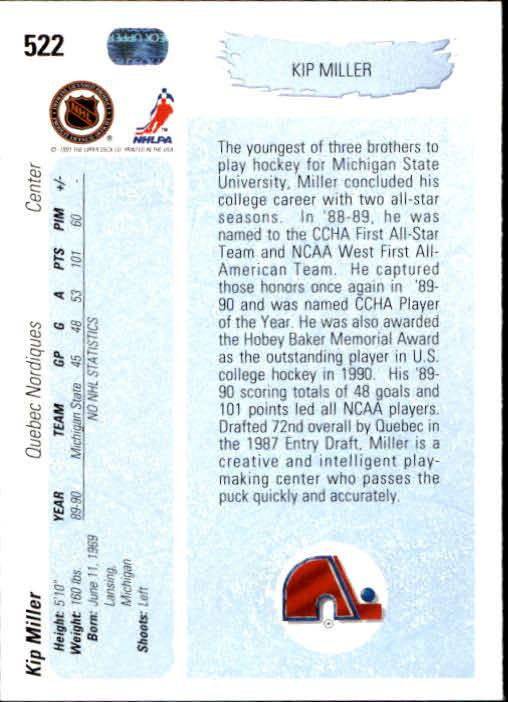1990-91-Upper-Deck-Hockey-401-550-Rookies-You-Pick-Buy-10-cards-FREE-SHIP thumbnail 245