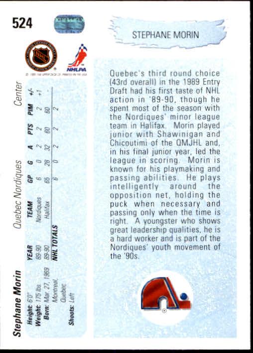1990-91-Upper-Deck-Hockey-401-550-Rookies-You-Pick-Buy-10-cards-FREE-SHIP thumbnail 249