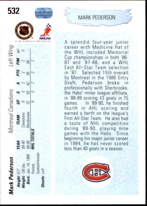 1990-91-Upper-Deck-Hockey-401-550-Rookies-You-Pick-Buy-10-cards-FREE-SHIP thumbnail 265