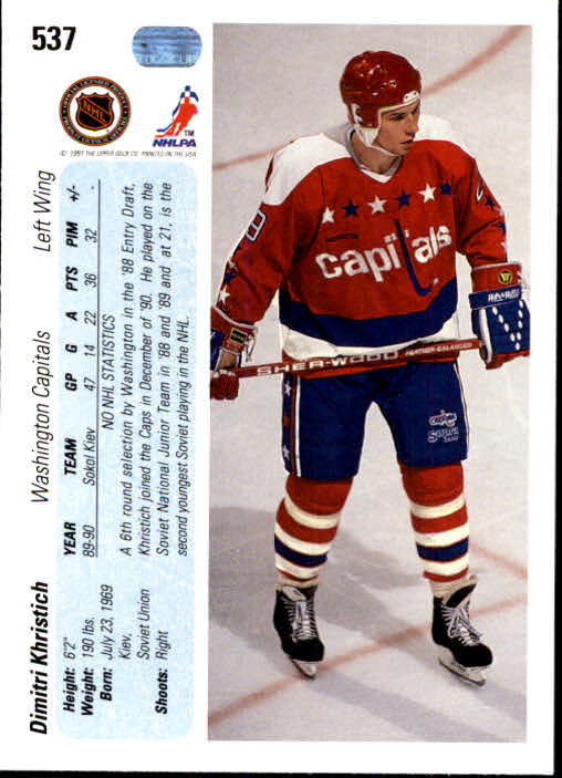 1990-91-Upper-Deck-Hockey-401-550-Rookies-You-Pick-Buy-10-cards-FREE-SHIP thumbnail 275