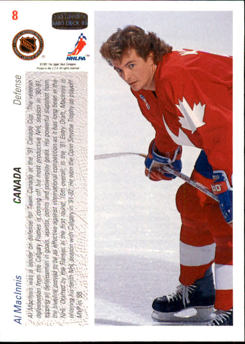 1991-92-Upper-Deck-Hockey-s-1-250-Rookies-You-Pick-Buy-10-cards-FREE-SHIP thumbnail 17