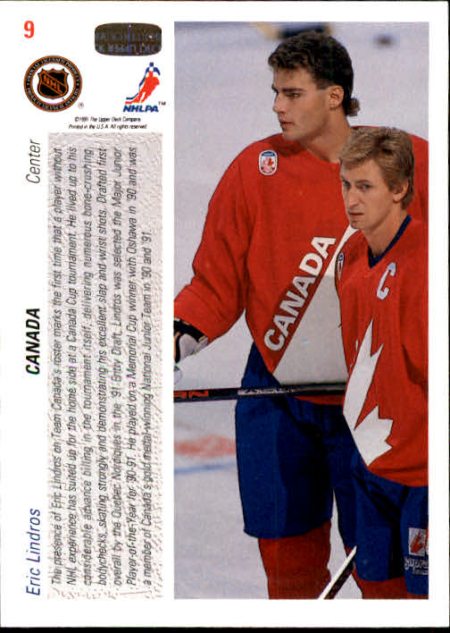 1991-92-Upper-Deck-Hockey-s-1-250-Rookies-You-Pick-Buy-10-cards-FREE-SHIP thumbnail 19