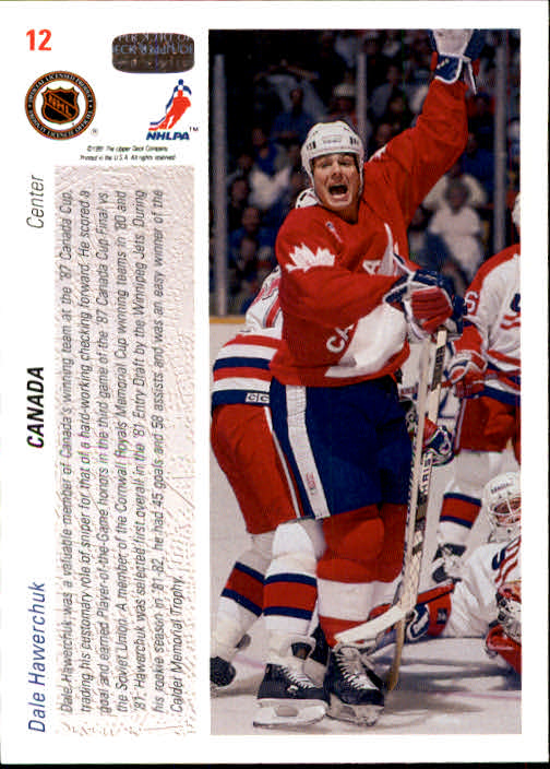 1991-92-Upper-Deck-Hockey-s-1-250-Rookies-You-Pick-Buy-10-cards-FREE-SHIP thumbnail 25