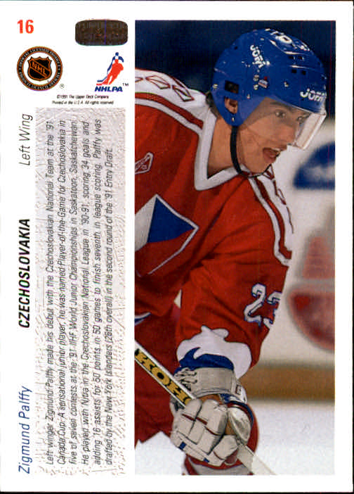 1991-92-Upper-Deck-Hockey-s-1-250-Rookies-You-Pick-Buy-10-cards-FREE-SHIP thumbnail 33