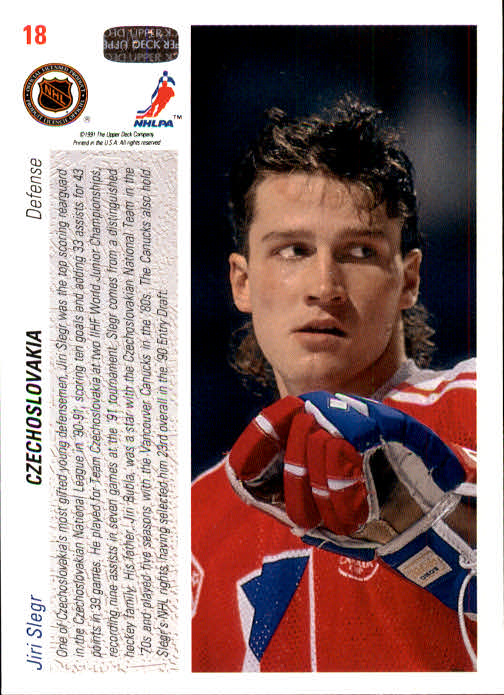 1991-92-Upper-Deck-Hockey-s-1-250-Rookies-You-Pick-Buy-10-cards-FREE-SHIP thumbnail 37