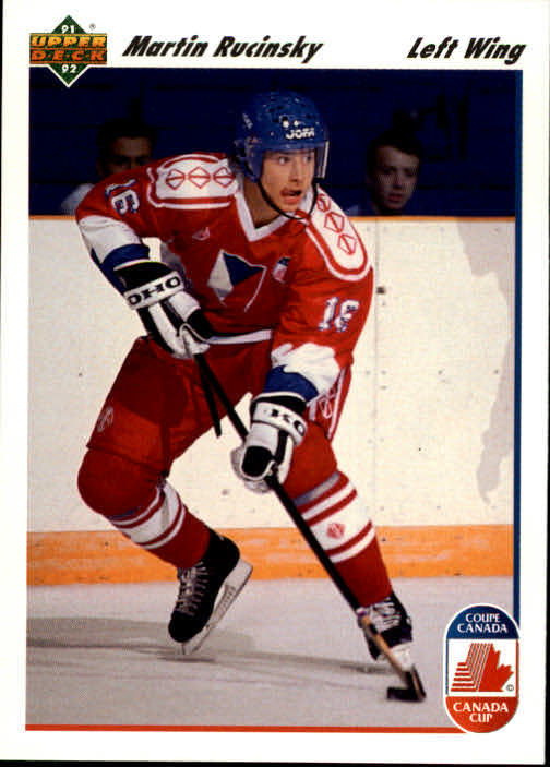 1991-92-Upper-Deck-Hockey-s-1-250-Rookies-You-Pick-Buy-10-cards-FREE-SHIP thumbnail 38