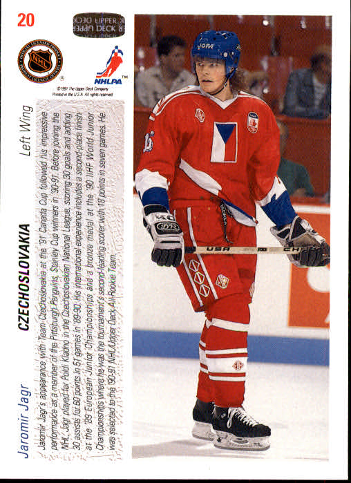 1991-92-Upper-Deck-Hockey-s-1-250-Rookies-You-Pick-Buy-10-cards-FREE-SHIP thumbnail 41