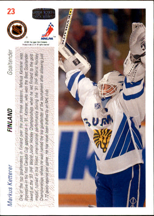 1991-92-Upper-Deck-Hockey-s-1-250-Rookies-You-Pick-Buy-10-cards-FREE-SHIP thumbnail 47