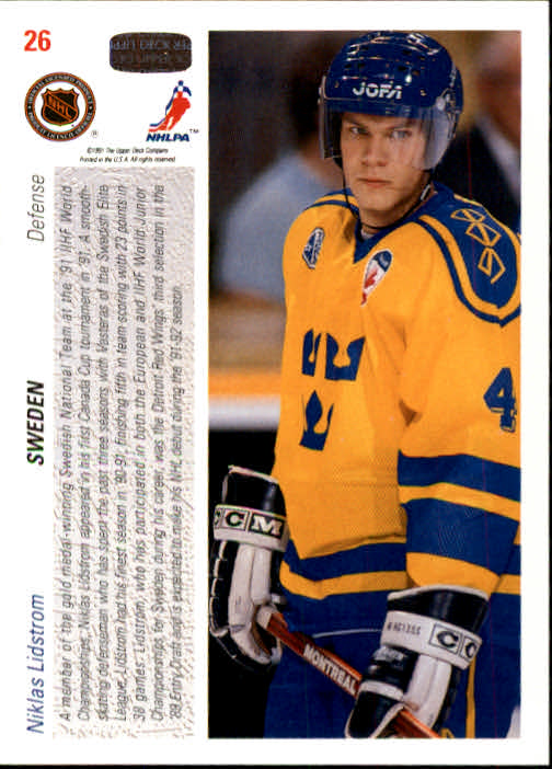 1991-92-Upper-Deck-Hockey-s-1-250-Rookies-You-Pick-Buy-10-cards-FREE-SHIP thumbnail 53