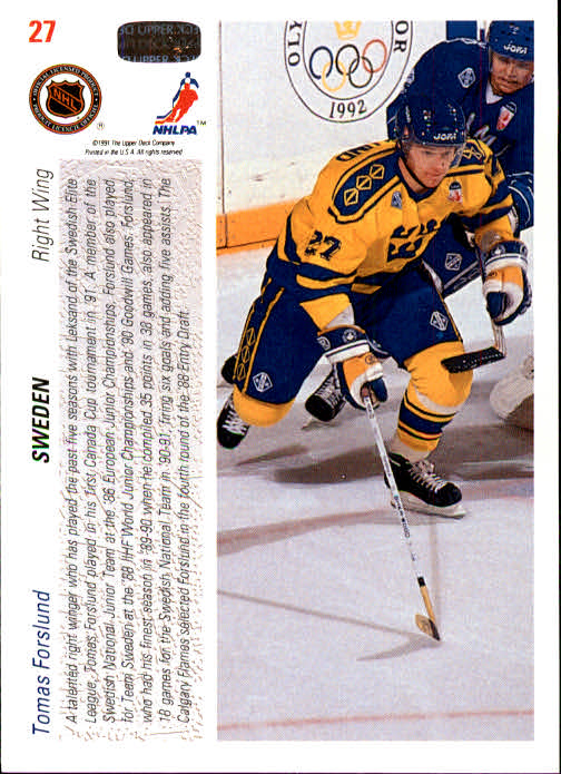 1991-92-Upper-Deck-Hockey-s-1-250-Rookies-You-Pick-Buy-10-cards-FREE-SHIP thumbnail 55
