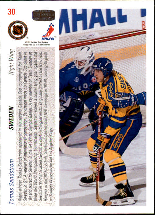 1991-92-Upper-Deck-Hockey-s-1-250-Rookies-You-Pick-Buy-10-cards-FREE-SHIP thumbnail 61