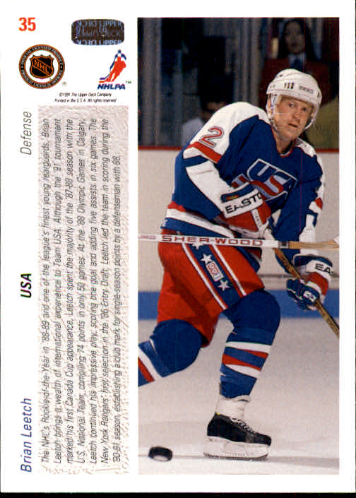 1991-92-Upper-Deck-Hockey-s-1-250-Rookies-You-Pick-Buy-10-cards-FREE-SHIP thumbnail 71