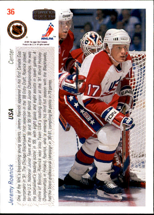 1991-92-Upper-Deck-Hockey-s-1-250-Rookies-You-Pick-Buy-10-cards-FREE-SHIP thumbnail 73