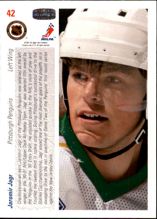 1991-92-Upper-Deck-Hockey-s-1-250-Rookies-You-Pick-Buy-10-cards-FREE-SHIP thumbnail 85