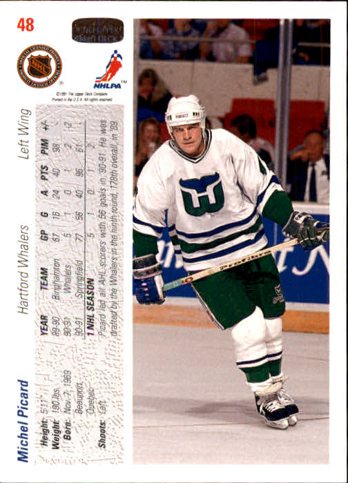 1991-92-Upper-Deck-Hockey-s-1-250-Rookies-You-Pick-Buy-10-cards-FREE-SHIP thumbnail 97