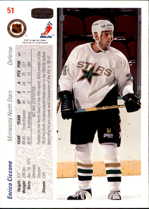 1991-92-Upper-Deck-Hockey-s-1-250-Rookies-You-Pick-Buy-10-cards-FREE-SHIP thumbnail 103