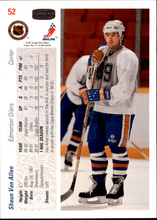 1991-92-Upper-Deck-Hockey-s-1-250-Rookies-You-Pick-Buy-10-cards-FREE-SHIP thumbnail 105