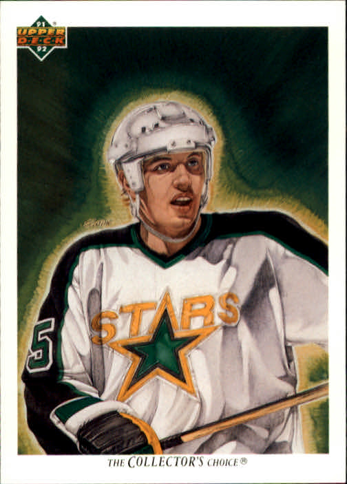 1991-92-Upper-Deck-Hockey-s-1-250-Rookies-You-Pick-Buy-10-cards-FREE-SHIP thumbnail 171
