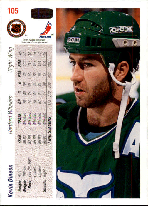 1991-92-Upper-Deck-Hockey-s-1-250-Rookies-You-Pick-Buy-10-cards-FREE-SHIP thumbnail 210