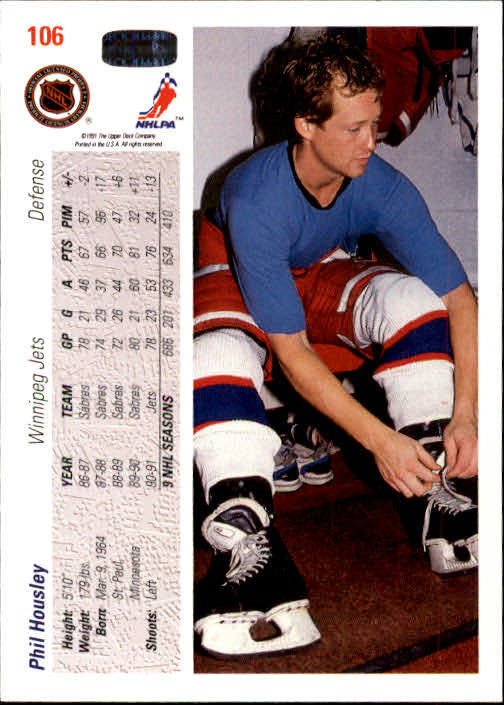 1991-92-Upper-Deck-Hockey-s-1-250-Rookies-You-Pick-Buy-10-cards-FREE-SHIP thumbnail 212