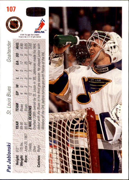 1991-92-Upper-Deck-Hockey-s-1-250-Rookies-You-Pick-Buy-10-cards-FREE-SHIP thumbnail 214