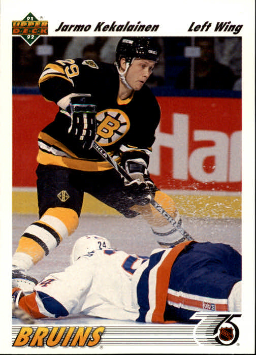 1991-92-Upper-Deck-Hockey-s-1-250-Rookies-You-Pick-Buy-10-cards-FREE-SHIP thumbnail 215