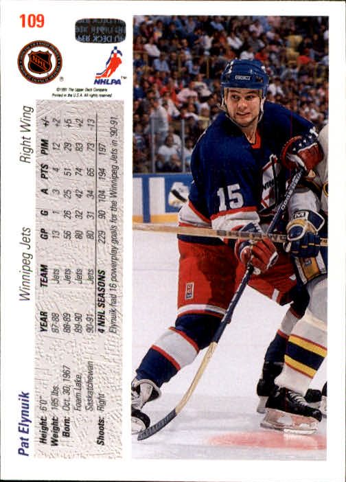 1991-92-Upper-Deck-Hockey-s-1-250-Rookies-You-Pick-Buy-10-cards-FREE-SHIP thumbnail 218