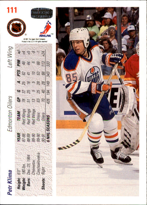 1991-92-Upper-Deck-Hockey-s-1-250-Rookies-You-Pick-Buy-10-cards-FREE-SHIP thumbnail 222