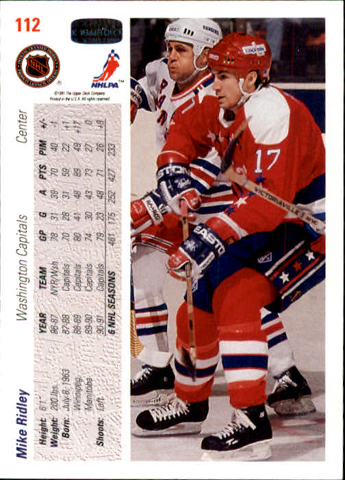 1991-92-Upper-Deck-Hockey-s-1-250-Rookies-You-Pick-Buy-10-cards-FREE-SHIP thumbnail 224