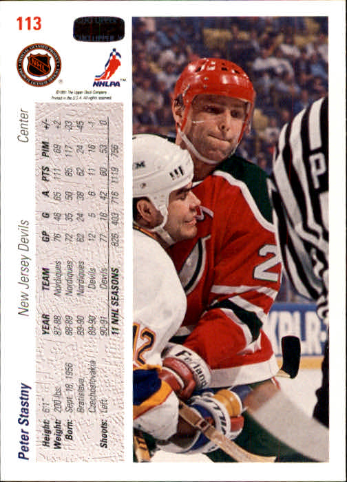 1991-92-Upper-Deck-Hockey-s-1-250-Rookies-You-Pick-Buy-10-cards-FREE-SHIP thumbnail 226
