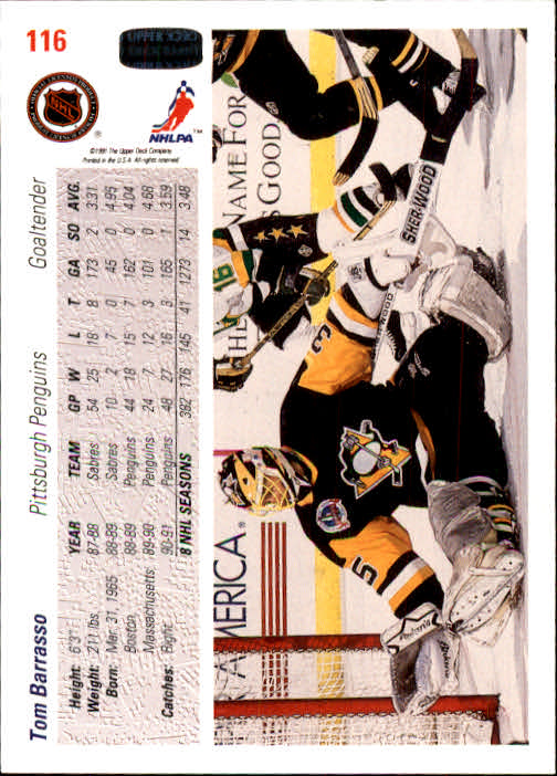 1991-92-Upper-Deck-Hockey-s-1-250-Rookies-You-Pick-Buy-10-cards-FREE-SHIP thumbnail 232