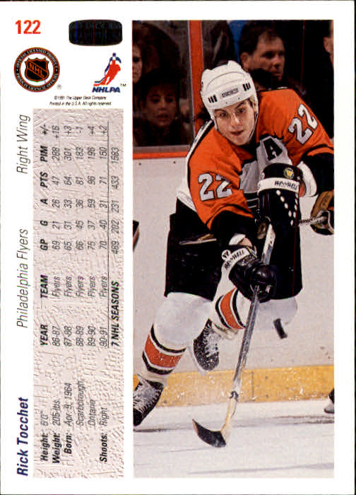 1991-92-Upper-Deck-Hockey-s-1-250-Rookies-You-Pick-Buy-10-cards-FREE-SHIP thumbnail 244