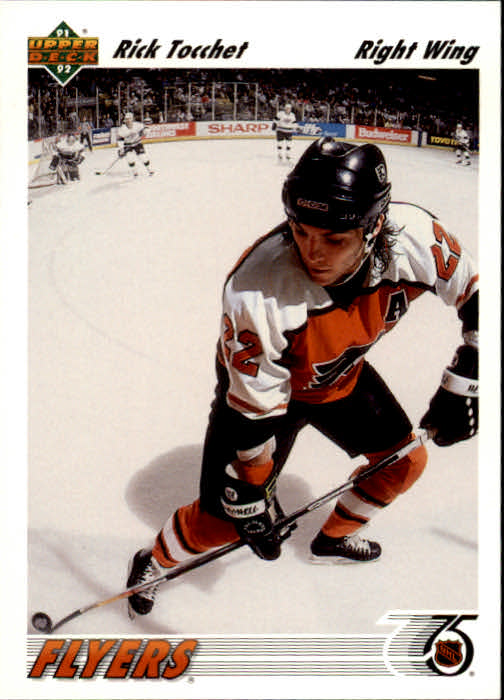 1991-92-Upper-Deck-Hockey-s-1-250-Rookies-You-Pick-Buy-10-cards-FREE-SHIP thumbnail 243