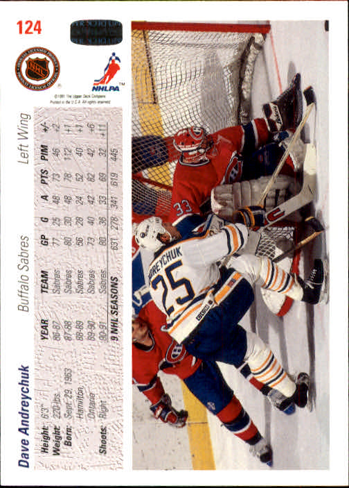 1991-92-Upper-Deck-Hockey-s-1-250-Rookies-You-Pick-Buy-10-cards-FREE-SHIP thumbnail 248