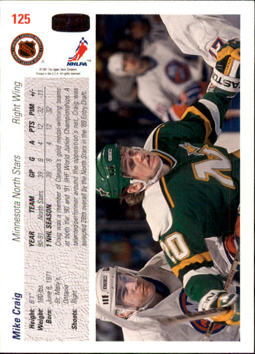 1991-92-Upper-Deck-Hockey-s-1-250-Rookies-You-Pick-Buy-10-cards-FREE-SHIP thumbnail 250