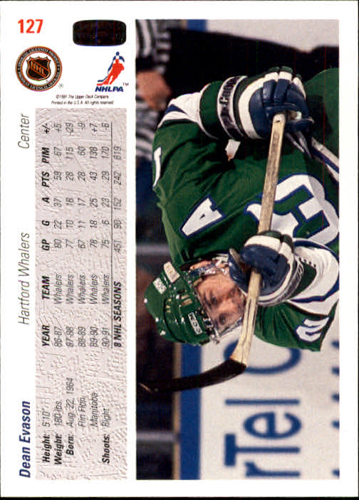1991-92-Upper-Deck-Hockey-s-1-250-Rookies-You-Pick-Buy-10-cards-FREE-SHIP thumbnail 254
