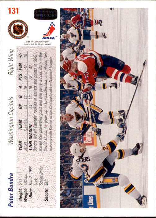 1991-92-Upper-Deck-Hockey-s-1-250-Rookies-You-Pick-Buy-10-cards-FREE-SHIP thumbnail 262