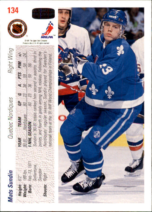 1991-92-Upper-Deck-Hockey-s-1-250-Rookies-You-Pick-Buy-10-cards-FREE-SHIP thumbnail 268