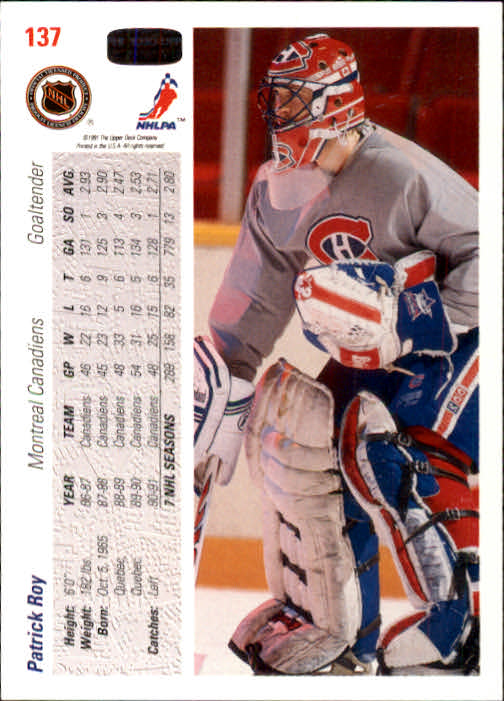 1991-92-Upper-Deck-Hockey-s-1-250-Rookies-You-Pick-Buy-10-cards-FREE-SHIP thumbnail 274