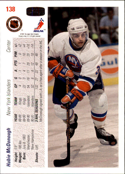 1991-92-Upper-Deck-Hockey-s-1-250-Rookies-You-Pick-Buy-10-cards-FREE-SHIP thumbnail 276