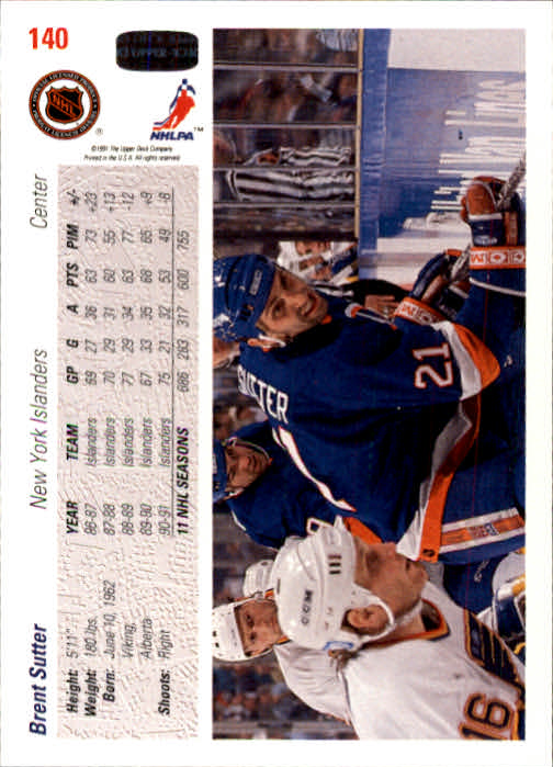 1991-92-Upper-Deck-Hockey-s-1-250-Rookies-You-Pick-Buy-10-cards-FREE-SHIP thumbnail 280