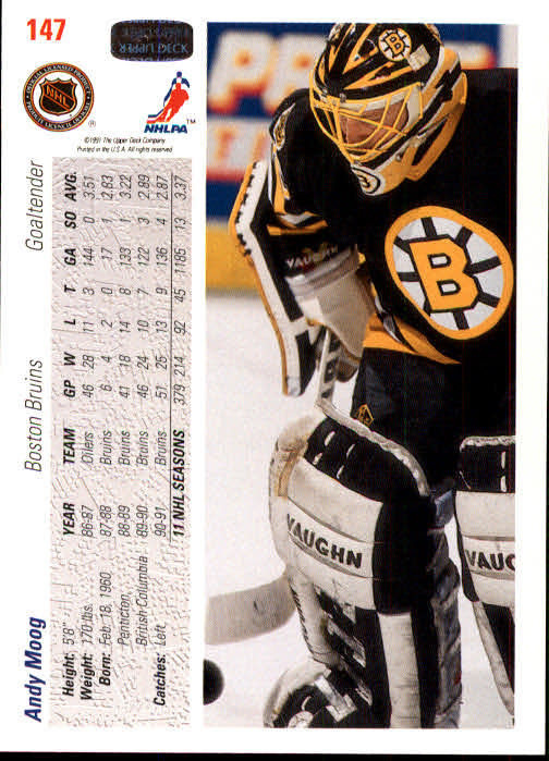 1991-92-Upper-Deck-Hockey-s-1-250-Rookies-You-Pick-Buy-10-cards-FREE-SHIP thumbnail 294