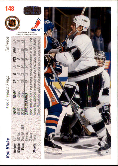 1991-92-Upper-Deck-Hockey-s-1-250-Rookies-You-Pick-Buy-10-cards-FREE-SHIP thumbnail 296