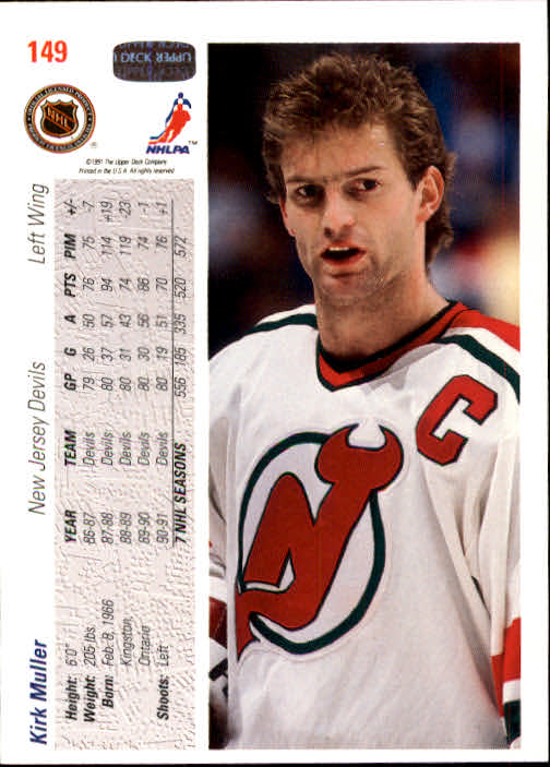 1991-92-Upper-Deck-Hockey-s-1-250-Rookies-You-Pick-Buy-10-cards-FREE-SHIP thumbnail 298