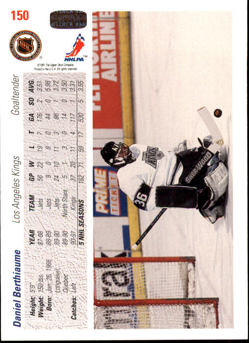 1991-92-Upper-Deck-Hockey-s-1-250-Rookies-You-Pick-Buy-10-cards-FREE-SHIP thumbnail 300