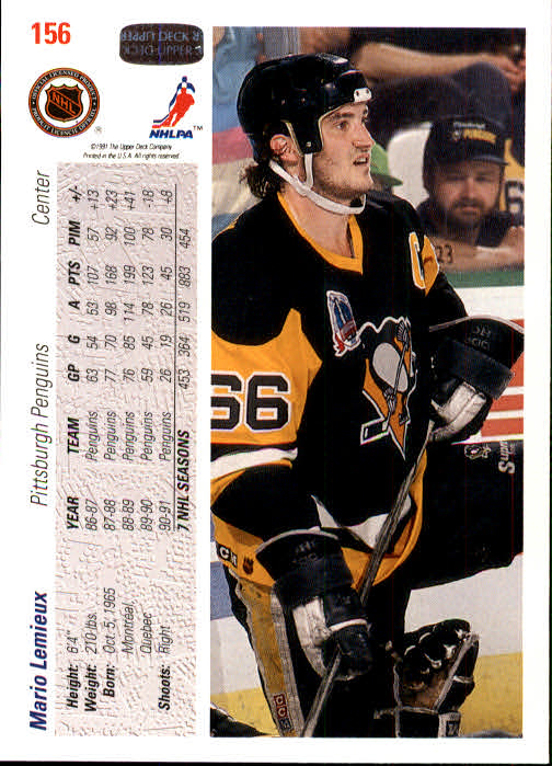 1991-92-Upper-Deck-Hockey-s-1-250-Rookies-You-Pick-Buy-10-cards-FREE-SHIP thumbnail 312