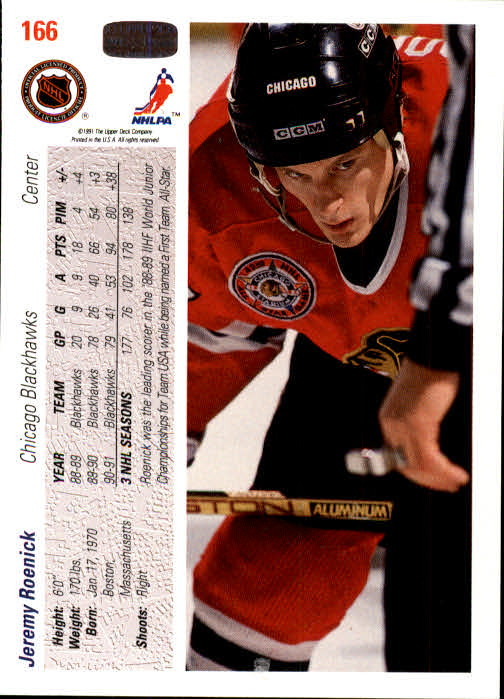 1991-92-Upper-Deck-Hockey-s-1-250-Rookies-You-Pick-Buy-10-cards-FREE-SHIP thumbnail 332